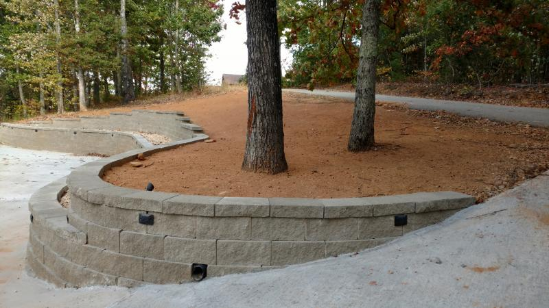 Bennett S Retaining Walls We Custom Design Your Landscape With